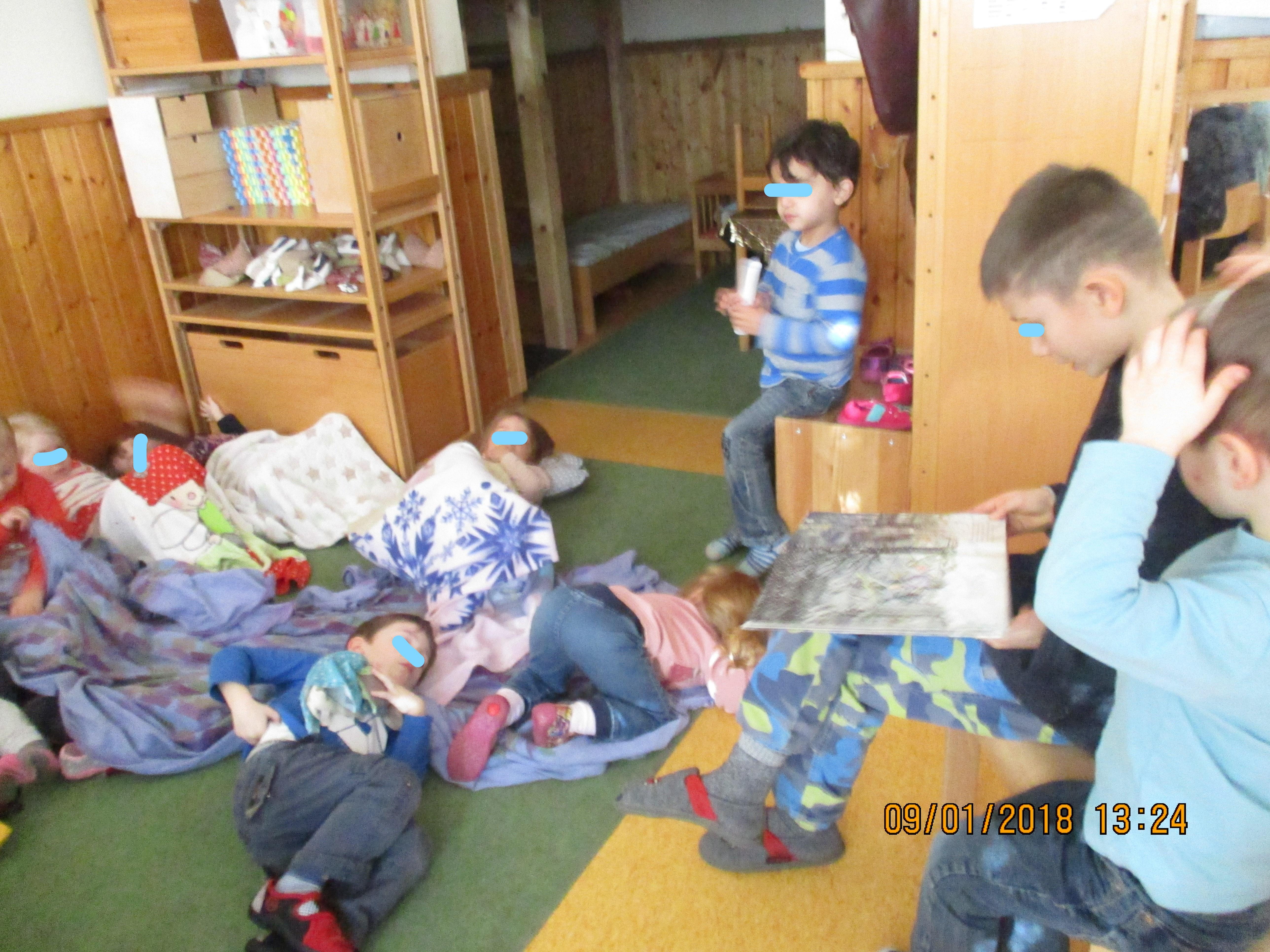 spielzeugfreie zeit im kindergarten